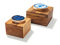 Bosque boxes designed by Anna Rabinowicz of RabLabs.