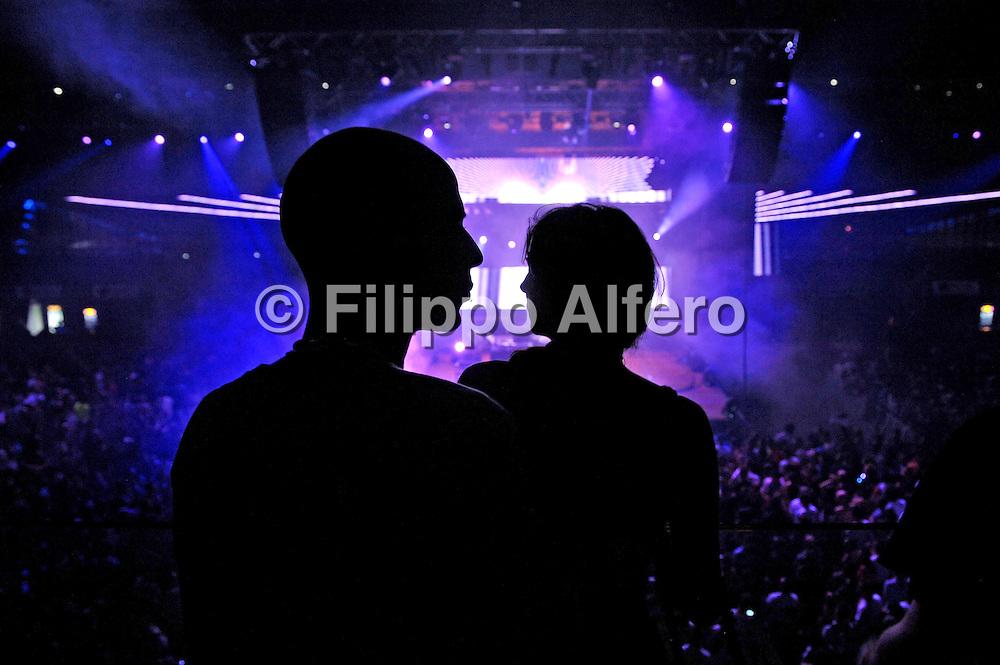 © Filippo Alfero<br /> Movement 2011 - Final Show al Palaolimpico Isozaki<br /> Torino, 31/10/2011<br /> spettacolo