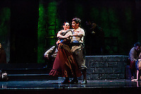 "Missouri Street Theatre presents ""Man of La Mancha."" Photo by Mike Padua."
