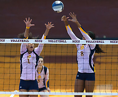 2014 A&T Volleyball at NCCU