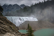 Wapta Falls, Yoho National Park, British Columbia, Canada