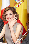 060415 Spanish Royals visit France - Day 3