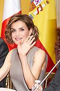 060415 Spanish Royals visit France - Day 3