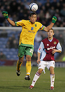 Burnley - Saturday November 1st, 2008: Darel Russell of Norwich City in action during the Coca Cola Championship match at Burnley. (Pic by Michael Sedgwick/Focus Images)