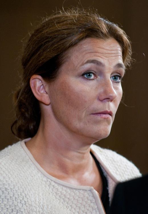 22 Juli kommissionens ledare Alexandra Bech Gjørv