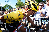 Sykkel<br /> Foto: PhotoNews/Digitalsport<br /> NORWAY ONLY<br /> <br /> CANCELLARA Fabian of Trek Factory Racing during the stage 3 of the 102nd edition of the Tour de France 2015 with start in Antwerp and finish in Huy, Belgium (159 kms) *** HUY, BELGIUM - 6/07/2015