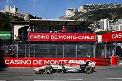 May 24, 2018 - Montecarlo, Monaco - 14 Luca GHIOTTO from Italy of CAMPOS VEXATEC RACING during the Monaco Formula 2 Grand Prix at Monaco on 24th of May, 2018 in Montecarlo, Monaco. (Credit Image: © Xavier Bonilla/NurPhoto via ZUMA Press)