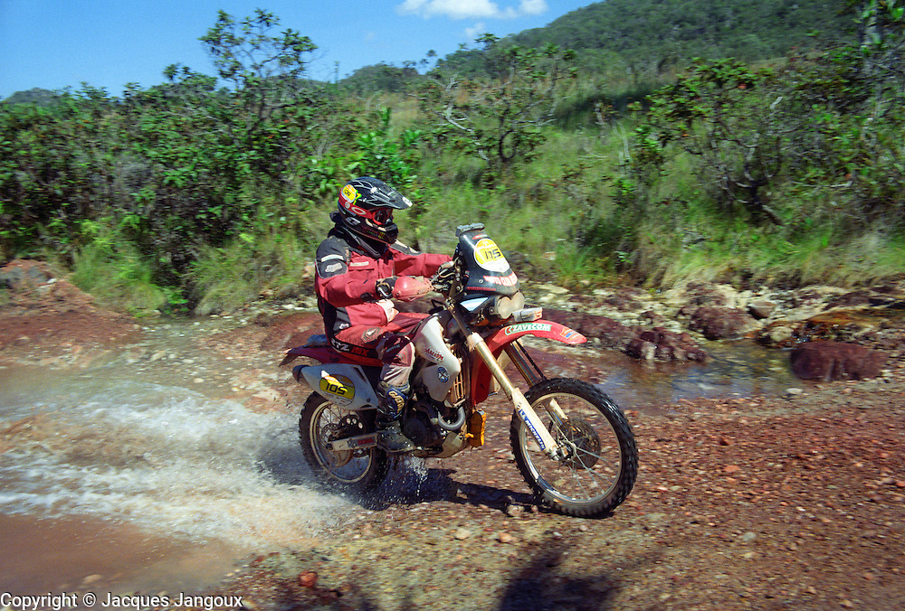 Brazil. Rally dos Sertoes 2009: motos.