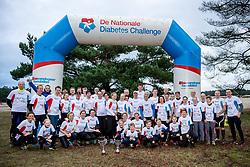 31-12-2017 NED: Sylvester Businessrun, Soest<br /> De BvdGF is het goede doel van de jaarlijkse Sylvestercross en liep met een kleine 50 man mee in de Businessrun van 8 kilometer.