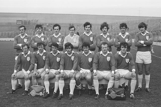 17.03.1972, 03.17.1972, 17th March 1972.Leinster Football Team