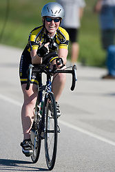 DePauw competes in the Women's Division II team time trial. The 2007 USA Cycling Collegiate Road Championship team time trial were held in Lawrence, Kansas on May 11, 2007.