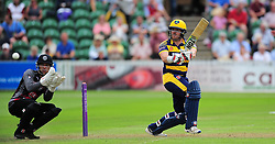 Will Bragg of Glamorgan in action.  - Mandatory by-line: Alex Davidson/JMP - 24/07/2016 - CRICKET - Cooper Associates County Ground - Taunton, United Kingdom - Somerset v Glamorgan - Royal London One Day