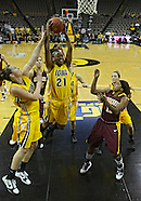 NCAA Women's Basketball - Minnesota at Iowa - February 10, 2011