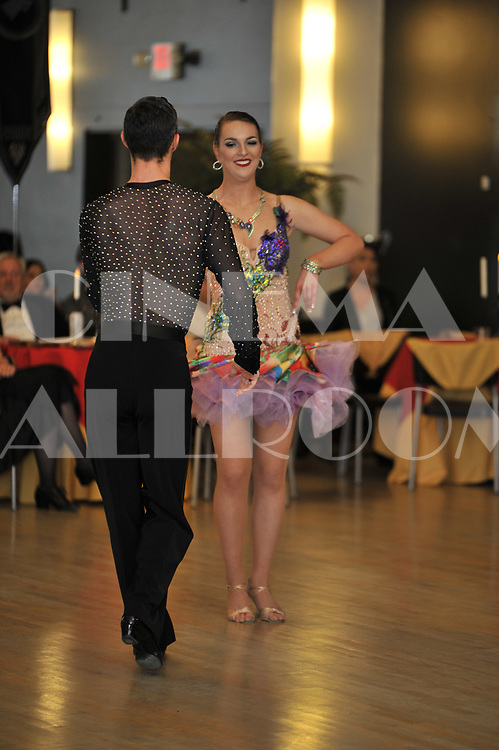 Dustin Donelan and Zoe Kaplan