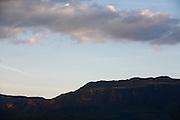 Ouro Branco _ MG, Brasil...Montanha em uma paisagem em Ouro Branco, Minas Gerais...A mountain in landscape in Ouro Branco, Minas Gerais...Foto: LEO DRUMOND /  NITRO