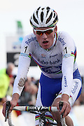 BELGIUM / KOKSIJDE / CYCLING / WIELRENNEN / CYCLISME / CYCLOCROSS / CYCLO-CROSS / VELDRIJDEN / WERELDBEKER / WORLD CUP / COUPE DU MONDE / MIKE TEUNISSEN (NED) /
