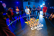 Luigiduring Red Bull BC One Houston, TX May 18, 2019