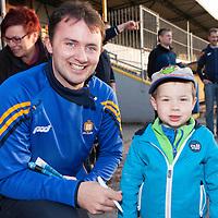 Rian McNamara from Kilkishen with David Tubridy