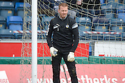 Steve Mildenhall (goalkeeper) of Bristol Rovers during the Sky Bet League 2 match between Wycombe Wanderers and Bristol Rovers at Adams Park, High Wycombe, England on 27 February 2016. Photo by Dennis Goodwin.