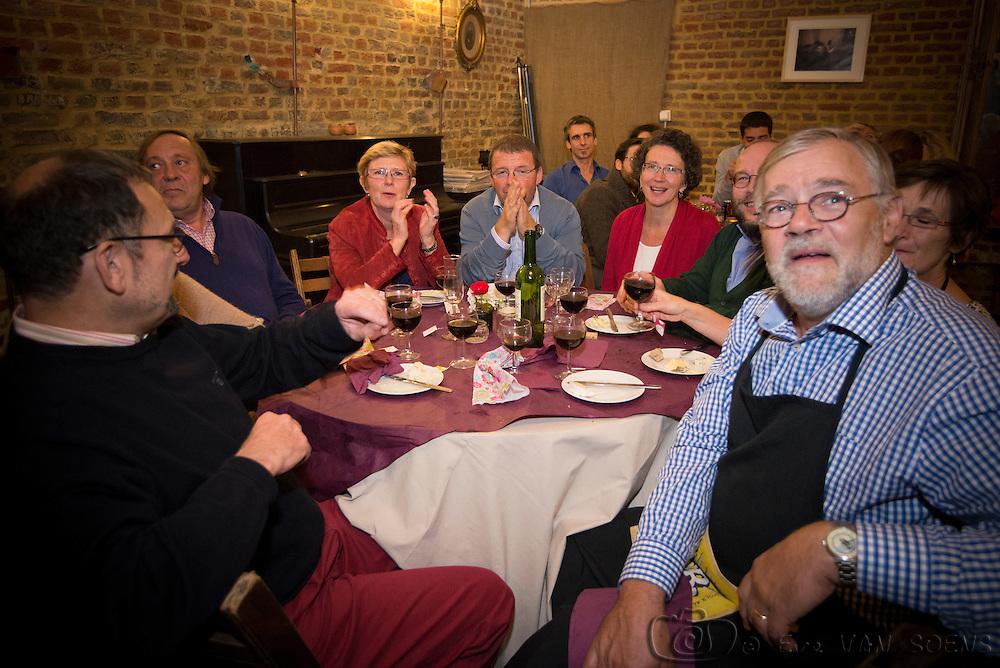 150 ans de Pauline, Cécile, Fred et Pierre