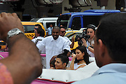 Exclusive<br /> Kanye west in Havana, Cuba<br /> ©Exclusivepix Media