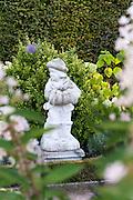 Putte, Russischer Garten, Schlosspark Belvedere, Weimar, Thüringen, Deutschland | Russian Garden, palace park Belvedere, Weimar, Thuringia, Germany