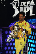 IPL 2012 Launch Evening