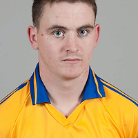 18 May 2010; Martin McMahon, Clare. Clare Senior Football Squad Portraits 2010, Cusack Park, Ennis, Co. Clare. Picture credit: Diarmuid Greene / SPORTSFILE