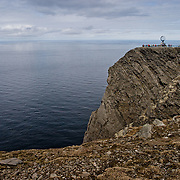 Three weeks aboard the Kong Harald. Hurtigruten, the Coastal Express. The North Cape, Nordkappe.