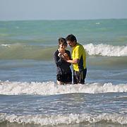 Jenni's Baptism