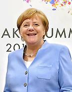 Angela Merkel Attends G20, Osaka, Japan