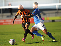 Mauro Vilhete Barnet, Barnet v Eastleigh, Vanarama Conference, Saturday 4th October 2014