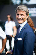 August 16-20, 2017: Stephan Winkelmann, CEO of Audi Sport