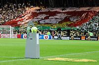 Supporters Nantes - 31.01.2015 - Nantes / Lille - 23eme journee de Ligue 1 -<br />Photo : Vincent Michel / Icon Sport