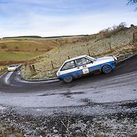 Car 54 Chris Hellings / Glyn Thomas - Ford Fiesta Supersport