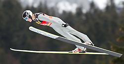 29.12.2011, Schattenbergschanze / Erdinger Arena, Oberstdorf, GER, 60. Vierschanzentournee, FIS Weldcup, Training, Ski Springen, im Bild Mackenzie Boyd-Clowes (CAN) // Mackenzie Boyd-Clowes of Canada during training at 60th Four-Hills-Tournament, FIS World Cup in Oberstdorf, Germany on 2011/12/29. EXPA Pictures © 2011, PhotoCredit: EXPA/ P.Rinderer