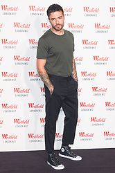 © Licensed to London News Pictures. 30/10/2018. London, UK. LIAM PAYNE attends  the Westfield London 10th Anniversary Celebrations. Photo credit: Ray Tang/LNP