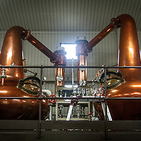 The stills at Chichibu Distillery in Chichibu, Saitama Prefecture, Japan, November 4, 2015. Gary He/DRAMBOX MEDIA LIBRARY