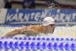 20.08.2014, Europa Sportpark, Berlin, GER, LEN, Schwimm EM 2014, 200m, Lagen, M&auml;nner, Finale, im Bild Markus Deibler (Deutschland) // during the final of men's 200m Medley of the LEN 2014 European Swimming Championships at the Europa Sportpark in Berlin, Germany on 2014/08/20. EXPA Pictures &copy; 2014, PhotoCredit: EXPA/ Eibner-Pressefoto/ Lau<br /> <br /> *****ATTENTION - OUT of GER*****