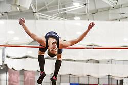 Boston University John Terrier Classic Indoor Track & Field: mens high jump UConn