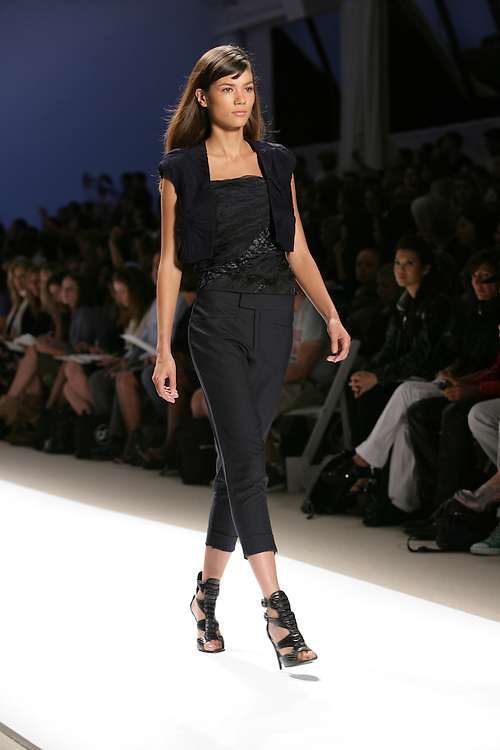 Carlos Miele<br /> Spring/Summer 2009 Collection<br /> Mercedes-Benz Fashion Week, <br /> New York, NY Sept, 2008