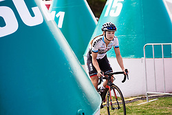 Bryony van Velzen (BEL) at Deakin University Elite Women Cadel Evans Road Race 2019, a 113 km road race starting and finishing in Geelong, Australia on January 26, 2019. Photo by Sean Robinson/velofocus.com