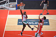 Biligha Paul<br /> Nazionale Senior maschile<br /> Allenamento<br /> World Qualifying Round 2019<br /> Bologna 12/09/2018<br /> Foto  Ciamillo-Castoria / Giuliociamillo