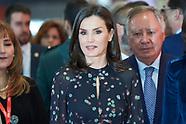 012220 Queen Letizia attends the Opening of Internacional Tourism Fair