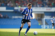 Adam Reach of Sheffield Wednesday during the EFL Sky Bet Championship match between Sheffield Wednesday and Bristol City at Hillsborough, Sheffield, England on 22 April 2019.