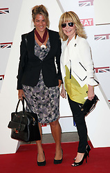 Tracey Emin and Lulu at the UK's Creative Industries Reception held at the Royal Academy of Arts in London, Monday, 30th July 2012.  Photo by: Stephen Lock / i-Images