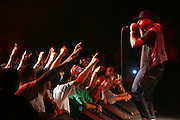 Talib Kweli at Rock The Bells Presents Reflection Eternal held at  BB KIngs on August 28, 2009 in New York City