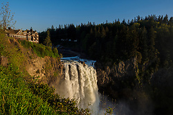 United States, Washington, Snoqualmie Falls