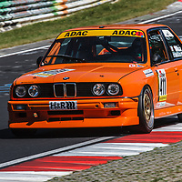#411, BMW M3 E30, drivers: Michael Menden, Peter Posavac, Class 48, over 2000cc - 2500cc, Group A+B, Division 10 on 21/06/2019 at the Nürburgring  24 Hours 2019