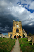Diocese of Canterbury.The Parish Church of St Mary Goudhurst Kent.23.07.2011.©Jayne Russell
